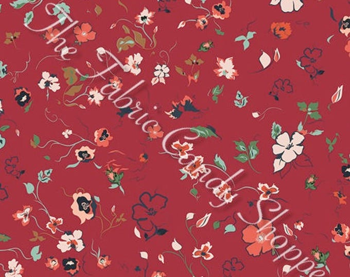 Woodlands Fusion by Art Gallery Fabrics - Joie de Clair Woodlands - Cotton Woven Fabric