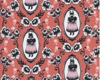 Boo! by Cotton + Steel - Ophelia Coral - Cotton Woven Fabric