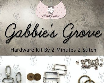 Gabbie's Grove - Chris W Designs - Hardware Kit Only