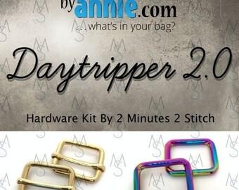 Daytripper 2.0 - ByAnnie - Hardware Kit by 2 Minutes 2 Stitch