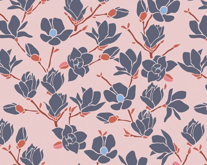 Charleston by Art Gallery Fabrics - Magnolia Sunset - Cotton Woven Fabric