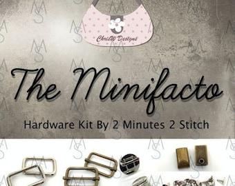 The Minifacto - Chris W Designs - Hardware Kit Only