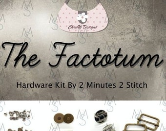The Factotum - Chris W Designs - Hardware Kit Only