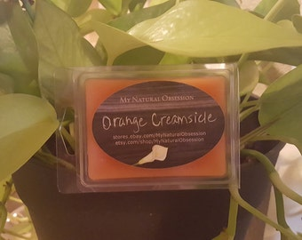 Orange Creamsicle Wax Melts