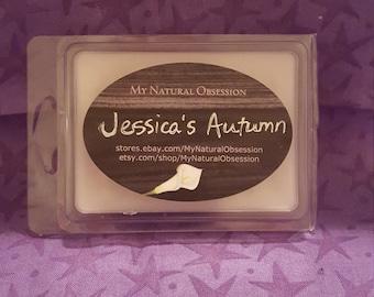 Jessica's Autumn Wax Melts