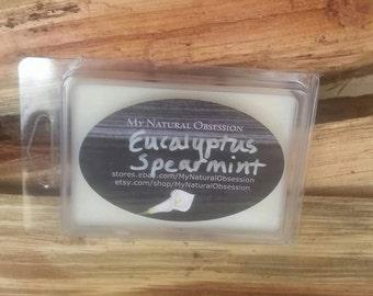 Eucalyptus Spearmint Soy Wax Melts