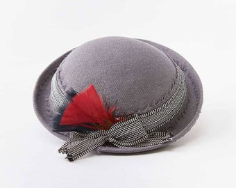 Style de cirque mini chapeau