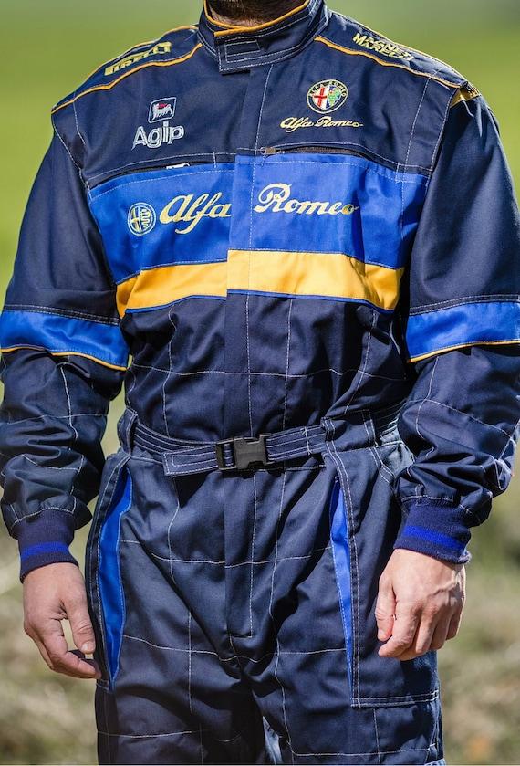 Alfa Romeo VW-Mechanic Overall Work Wear Boiler Suit   Etsy