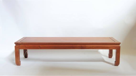 Pleasing Chinese Solid Rosewood Low Coffee Table Chow Legs Andrewgaddart Wooden Chair Designs For Living Room Andrewgaddartcom