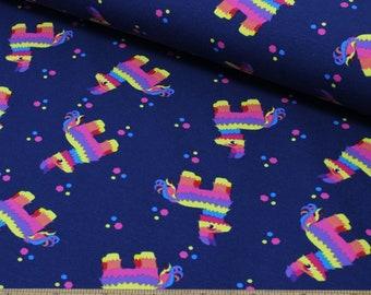 5c2568563a1 HALF METRE - Pinata Print Jersey Knit Fabric, Stretch Jersey Fabric,Jersey  Knit Fabric,Jersey Fabric