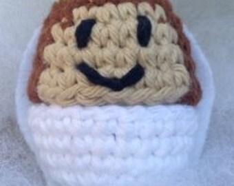 Angel Christmas Buddy Crochet Pattern