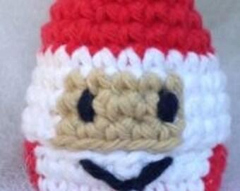 Santa Christmas Buddy Crochet Pattern