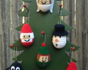 Christmas Buddies Collection Crochet Pattern