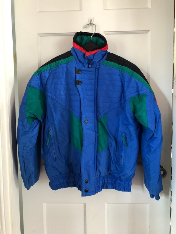 """Vintage 90s puffer Coat """"Home Alone"""" Winter coat G"""