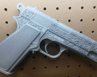 3D Printed Maria Replica Pistol Kit