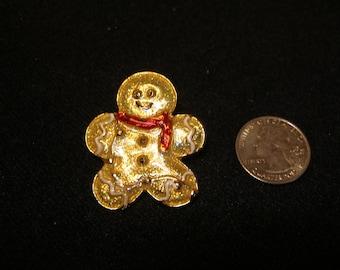 Ginger Bread Man Figural(961)