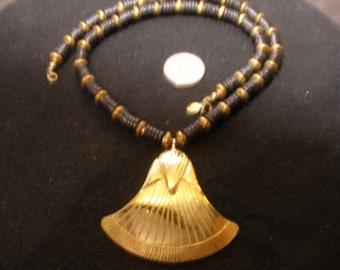 CADORO Egyptian Revival Necklace(1035)