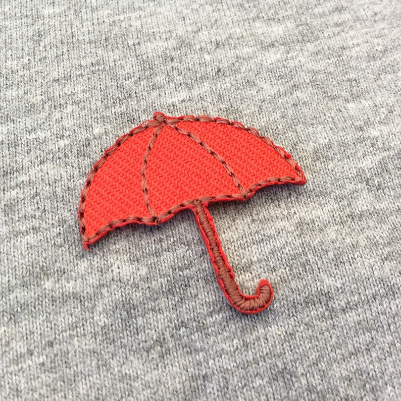 make iron on patches with embroidery machine