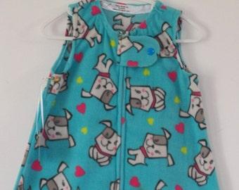 Baby Sleep Sack, Bunting Bag, Sleep Bag, Sleep Sac, Wearable Blanket, Small,   #01