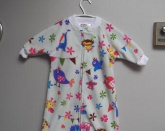 Baby Sleep Sack, Bunting Bag, Sleep Bag, Sleep Sac, Wearable Blanket, Large,  #45