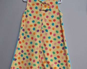 Baby Sleep Sack, Bunting Bag, Sleep Bag, Sleep Sac, Wearable Blanket, Medium,  #64