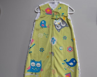 Baby Sleep Sack, Bunting Bag, Sleep Bag, Sleep Sac, Wearable Blanket, Small,  #55