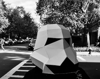 Stormtrooper Mask - Build your Starwars costume