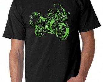 Kawasaki T Shirt Etsy