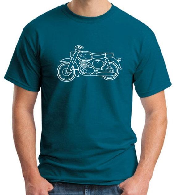 Men S Honda Dream T Shirt Vintage Motorcycle Ca77 Ca72 Etsy