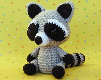 raccoon – Awesome Crochet Patterns | 270x340