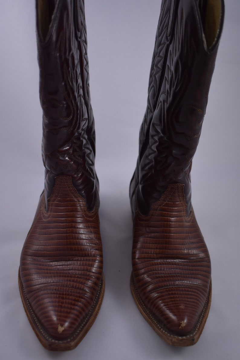 57b85b96fc4 Vintage Sancho Cowboy boots 37 Made in Spain