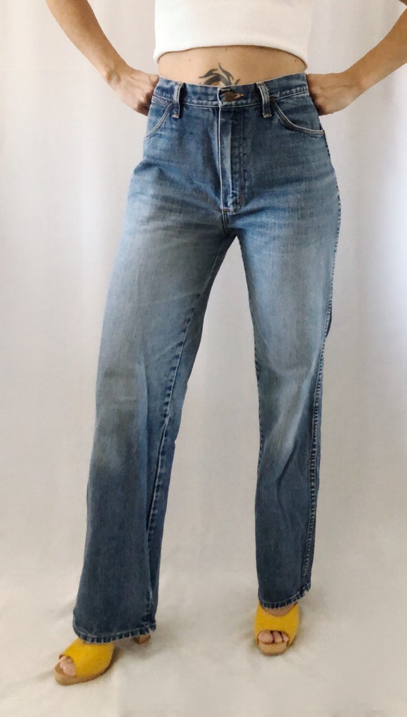 Vintage 70's wrangler jeans 31