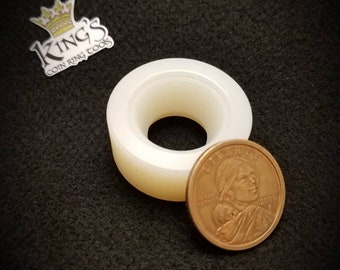 U.S. SMALL DOLLAR Coin Folding Die (26.45mm) (Also fits Canadian large cent)