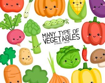 Vegetable Clipart, Vegetable Clip Art, Vegetable Png, Carrot Clipart, Onion Clipart, Pumpkin Clipart, Cucumber Clipart, Eggplant Clipart