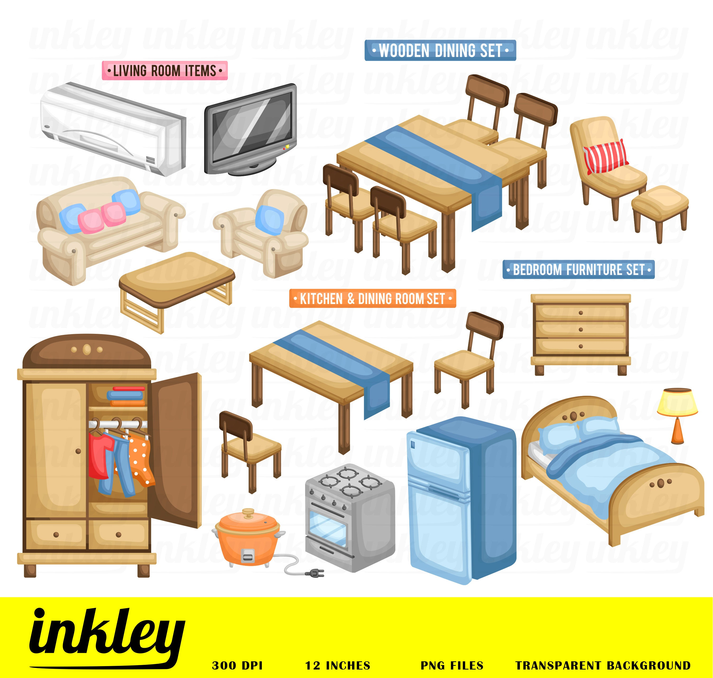 Furniture Clip Art: Furniture Clipart Furniture Clip Art Furniture Png