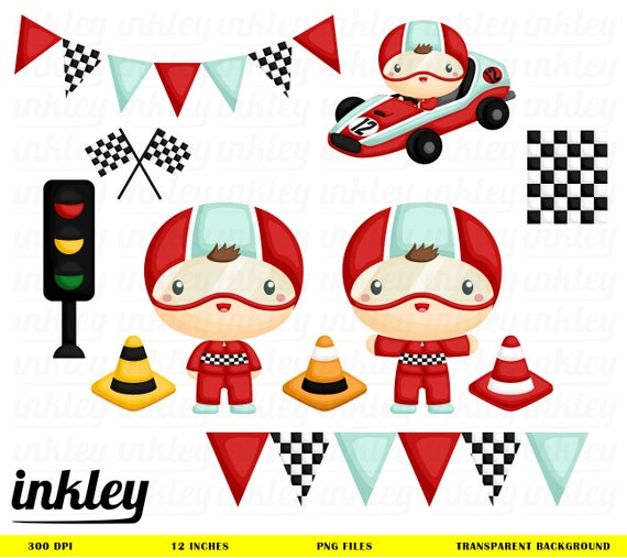 racer clipart racer clip art racer png race car clipart etsy