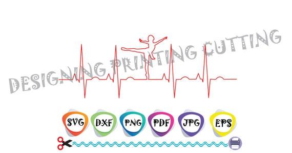 Mudflap Trucker Pole Dancer Heartbeat Lifeline Decal Sticker BG 505