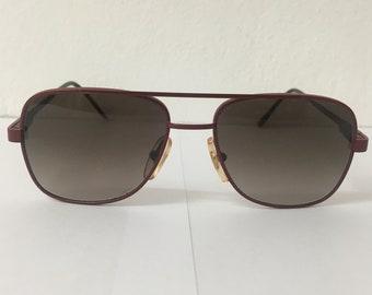 55d3eded0e12 New Vintage Childrens Kids Safilo Elasta Aviator Sunglasses Kid