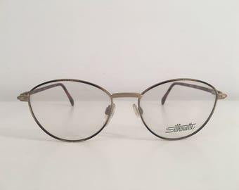 b8320e29d2 New Vintage Silhouette Eyeglasses M6277  30