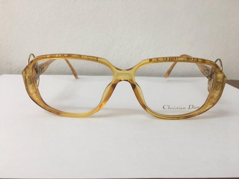 b7fc1cbb296a New Vintage Christian Dior Women s Plastic Eyeglasses 2572