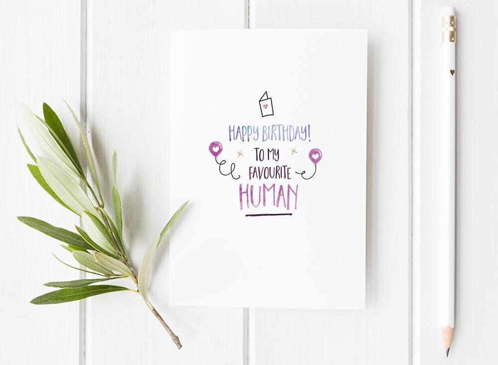 Child Birthday Card Best Friend Happy