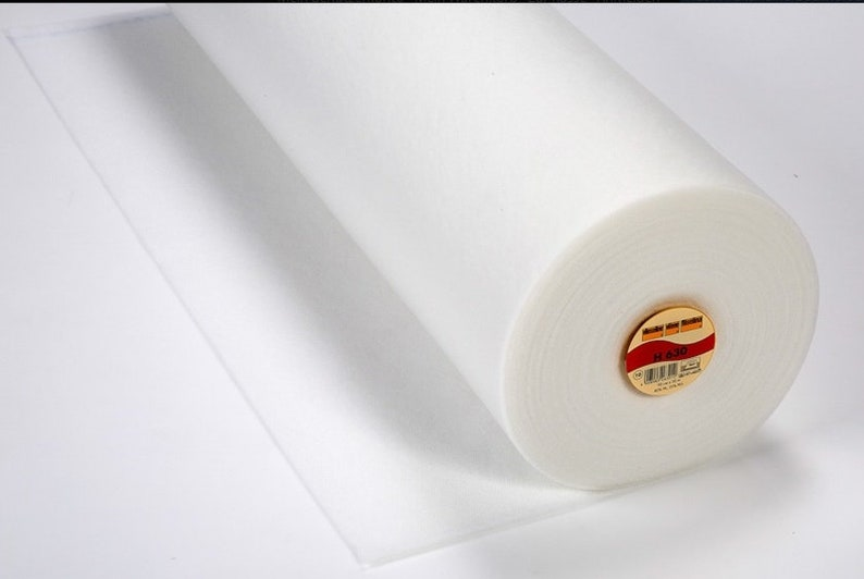 1 m volume fleece H630 ironing Vile Freudenberg