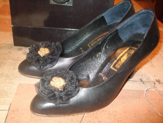 Des 60 Vintage Années 70s Original Chaussures wqqOnH1R