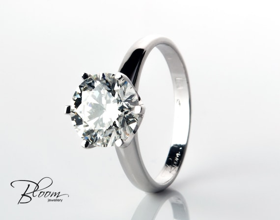 bague diamant gros