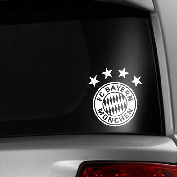 Fc Bayern München Fußball Fc Auto Fenster Aufkleber