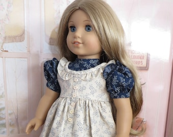 257218a42678 18 Inch Doll Clothes - Prairie Pinafore and Dress