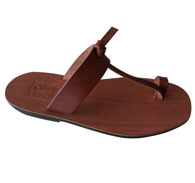 Sandalen Im In Gummi ItalyHandgemacht LederHandgemachtMade SohleFarbig Herr Mit Y2EHDW9I