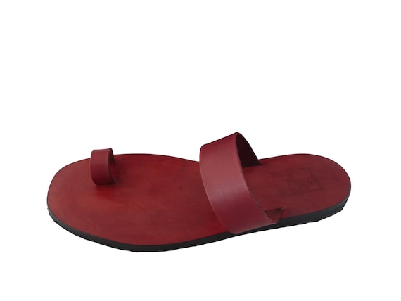 Rubber Natural Sandals With SoleColored In ItalyHandmade LeatherHandmadeMade Men by7Yg6f