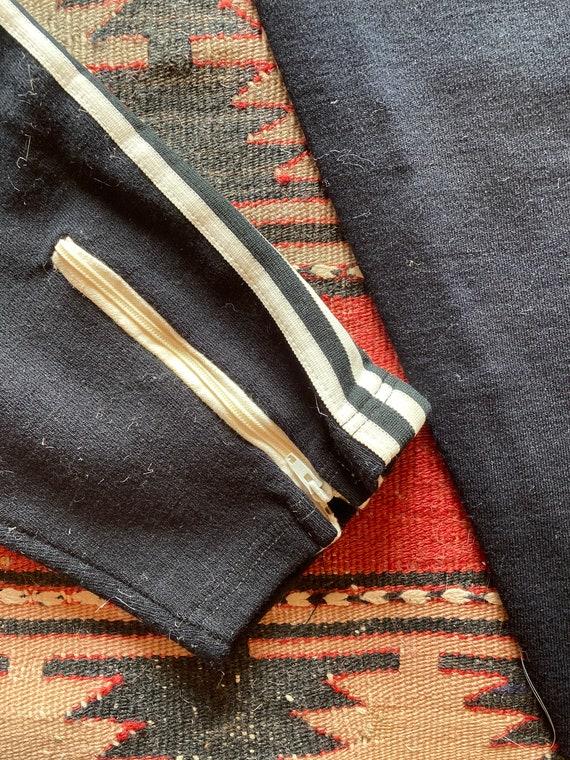 Vintage 1970s Track Pants - image 3