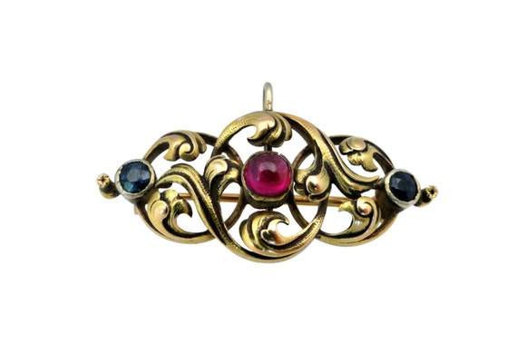 Victorian Style Brooch/Pin